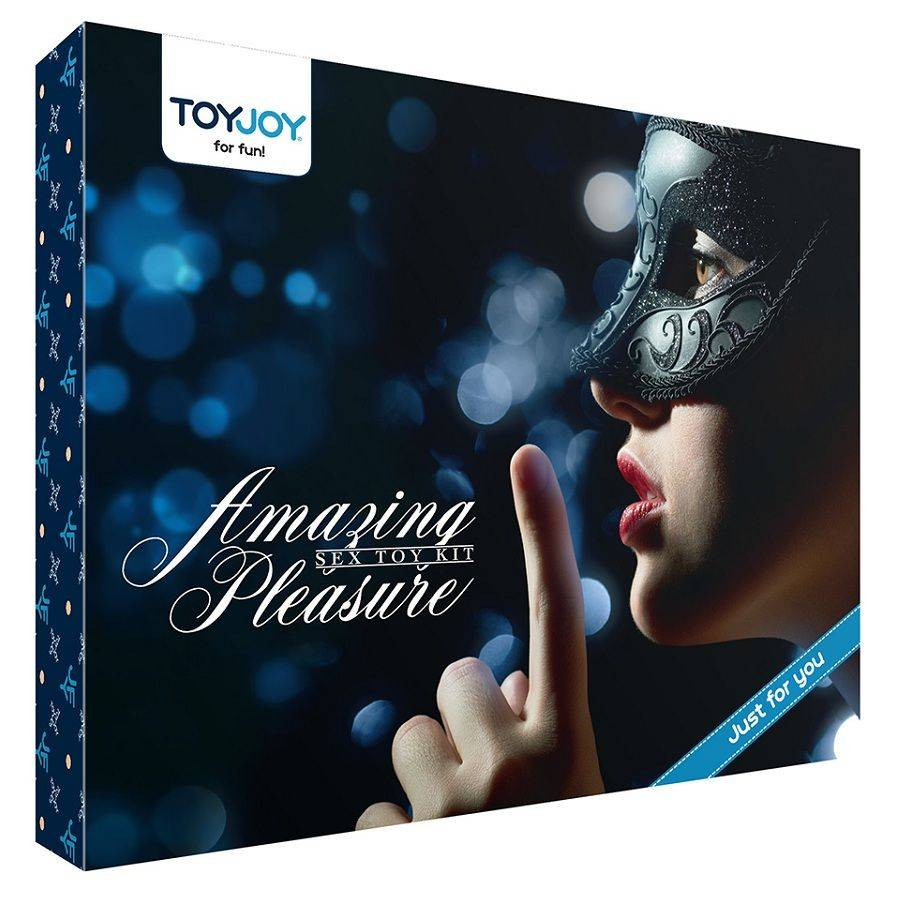 Comprar  TOY JOY AMAZING PLEASURE SEX TOY KIT